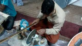 Marble Inlay Work - Agra, India