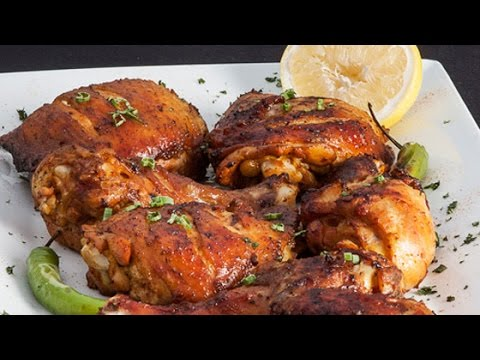 recipe for barbecue chicken indian style