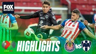 Chivas 1-1 Rayados | HIGHLIGHTS | Jornada 10 | Liga MX