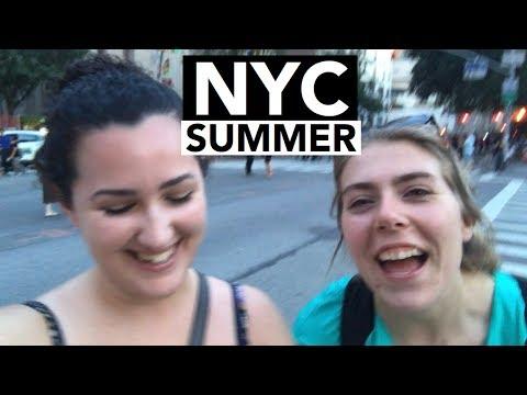 NYC SUMMER EVENINGS (ft. LivSPIRATION)