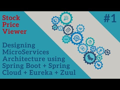 Designing Microservices using Spring Boot, Spring Cloud, Eureka and Zuul | # 1 | Tech Primers
