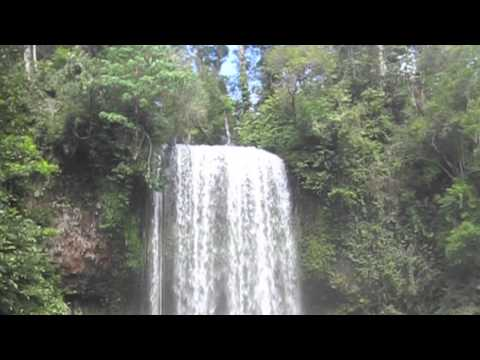 Chasing Waterfalls in Atherton Tableland