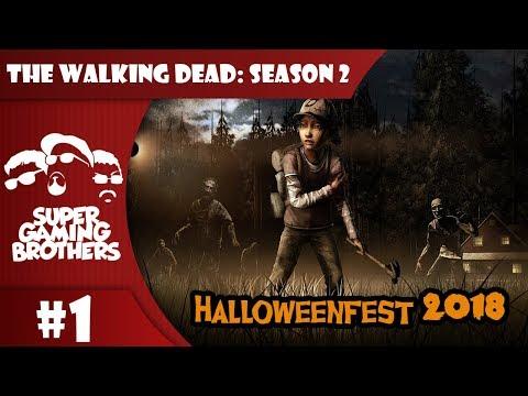 SGB Play: The Walking Dead: Season 2 - Part 1   At Long Last!