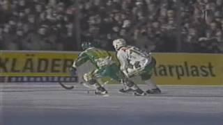 ❉Svenska Bandy❉SM final-2001«Hammarby»-«Västerås SK» 3:4 (1:2)
