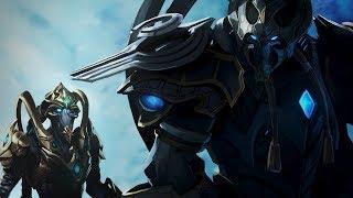 Прохождение StarCraft 2: Legacy of the Void #0 - Возвращение [Эксперт]
