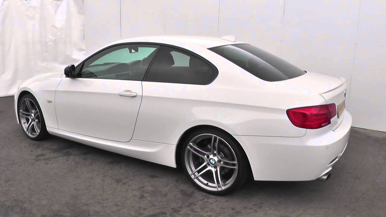 bmw 3 series coupe e92 320d sport plus edition n47 zce6 u14472 youtube. Black Bedroom Furniture Sets. Home Design Ideas