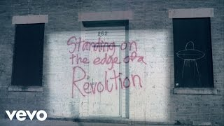 Nickelback - Edge Of A Revolution (Lyric Video)