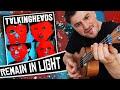 Talking Heads Ukulele Style - Remain in Light ( Full Album )