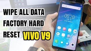 Cara Mudah Wipe All Data Factory Hard Reset (Instal Ulang) Vivo V9 2018