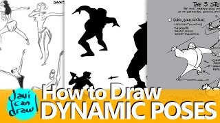 THE BEST RESOURCES FOR DRAWING POSES