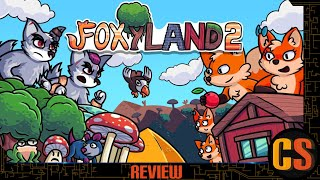 FOXYLAND 2 - PS4 REVIEW (Video Game Video Review)