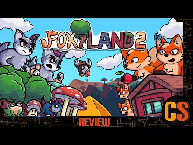 FOXYLAND 2 - PS4 REVIEW
