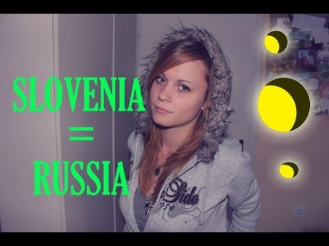 Good old times, when Slovenia was still part of Russia