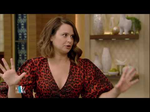 Katie Lowes on Joining