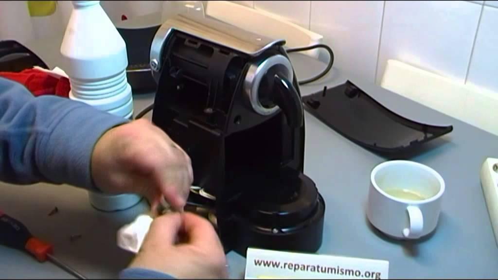 Como Reparar Boton De Cafetera Krups Youtube