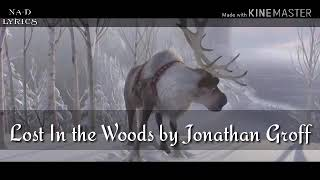 Lost In The Woods lyrics by Jonathan Groff | ost Frozen 2