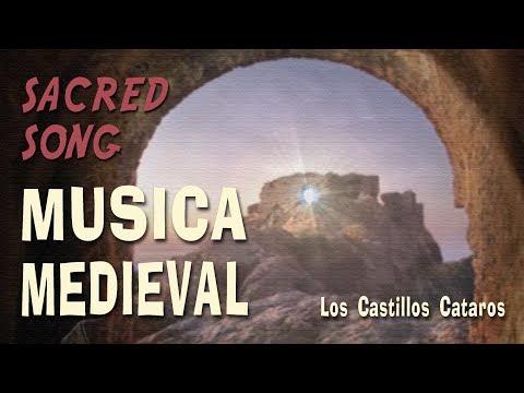 Sacred Cathar's Song of Occitan Medieval Castles | Musica Medieval de los cataros