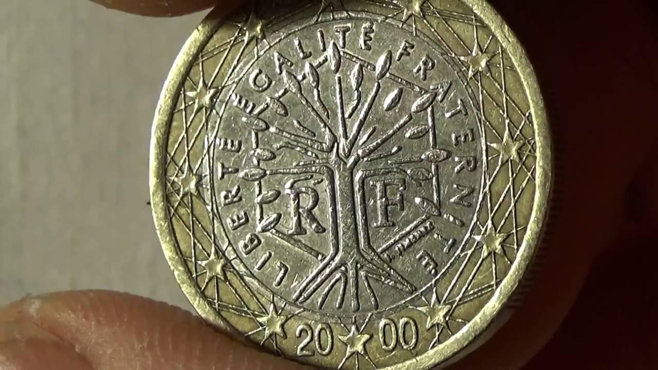 1 Euro France 2000 Youtube