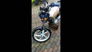 Carrera De Motos Suzuki Ax 100 Preparadas