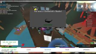 Roblox Case Clicker - Opening Rare Cases