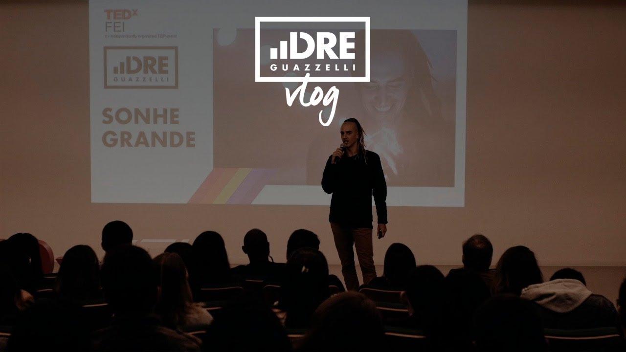 Dre Guazzelli - Vlog #4 - TEDx Talks