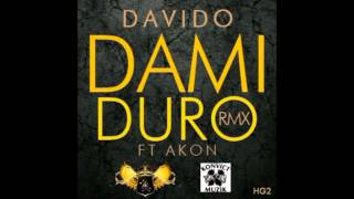 vuclip Davido Ft Akon - Dami Duro Remix