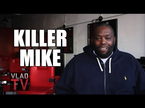 """Killer Mike Says the Republican Hate Machine Fed """"Monster"""" Donald Trump"""