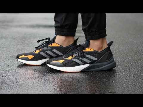 Adidas X9000L3 REVIEW & ON-FEET - Casual Running Shoes with both Adidas Bounce and BOOST Cushioning