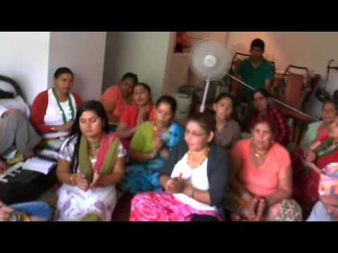 Bhutanese refugee in Sherbrooke Canada