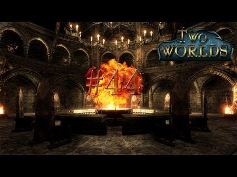 #44 Let's Play Two Worlds (DE/HD/Blind)-Windbreak