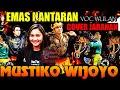 Lagu Jaranan Terbaru 2021 EMAS HANTARAN Voc WULAN JNP Jaranan MUSTIKO WIJOYO
