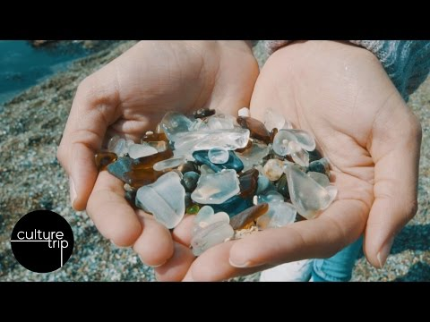 California's Glass Beach