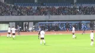 20161112(土)等々力陸上競技場 天皇杯4回戦 川崎フロンターレ3(4P...