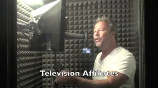 Your Personal Audition from Ed Victor - Professional Voice Actor