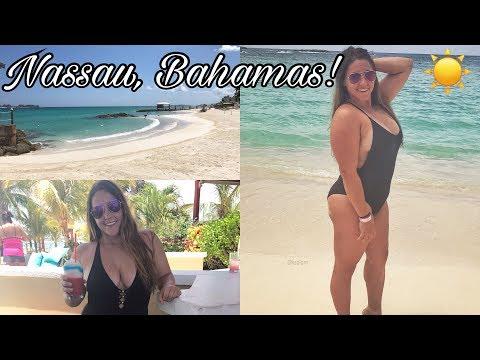 Adventures in Nassau, Bahamas!   A Day at Sandals Resort   Keto Kat Vlogs