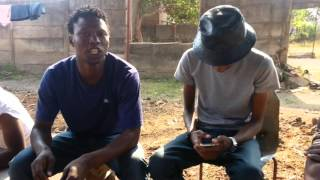 "Chillspot DJ Fantan, Levels, Samcriss, Rodney ""Exclusive Interview"" - Mbare, Zimbabwe"