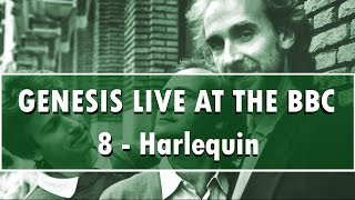 Genesis Live at BBC #8 - Harlequin [rare, cleaned]