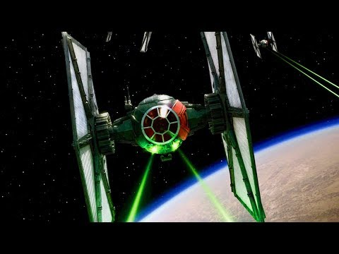 Why The First Order Needed TIE Fighters Vastly Superior to the Empire's