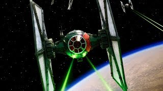 Why The First Order Needed TIE Fighters Vastly Superior to the Empire