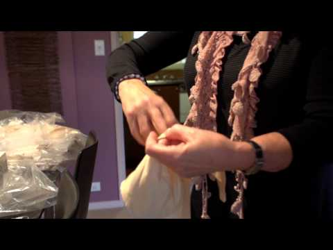 Breast Prosthesis & Mastectomy Bra Fitting Demonstration