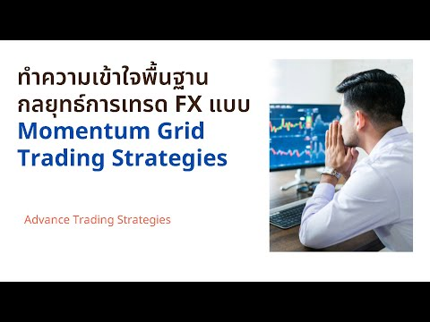 momentum grid trading system