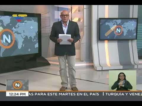 Jorge Rodríguez sobre detención de Presidente de Citgo y 5 altos cargos por corrupción y espionaje