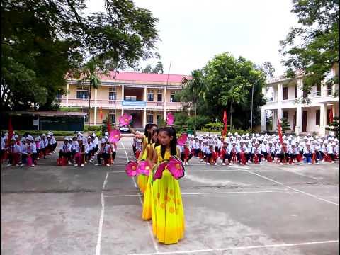 Múa Lời thầy năm xưa - Trường THCS Minh Tân - Lương Tài - Bắc Ninh