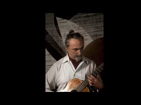 "Tarrega Capricho Arabe SAŠA DEJANOVIĆ ""Vintage Guitars"""