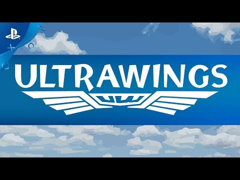 Ultrawings - PGW 2017 Announce Trailer | PS VR
