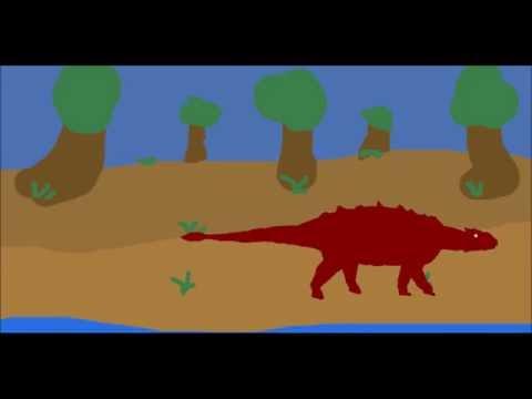 PPBA Ankylosaurus vs Tyrannosaurus