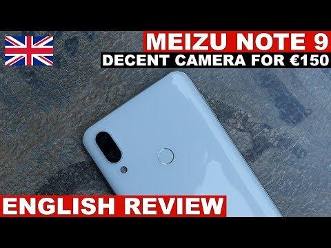 Meizu Note 9 Review: Budget Camera Phone (English)