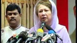 Begum Khaleda Zia (BNP Chairperson) 01.flv
