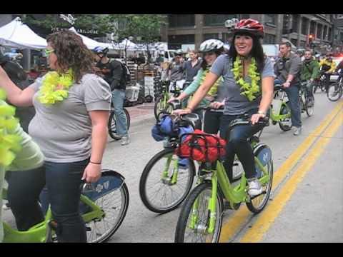 Roepke PR - Nice Ride Minnesota Launch Parade