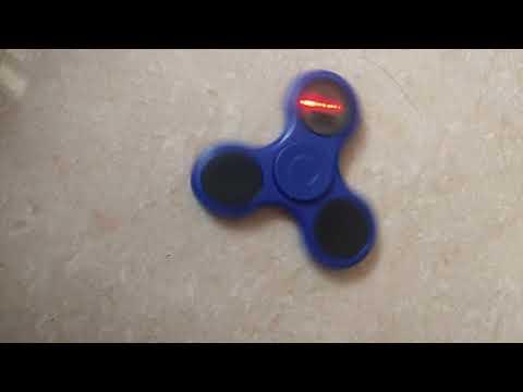 Fidget Spinner Demonstration